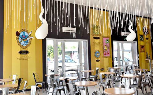 Restaurants Izee