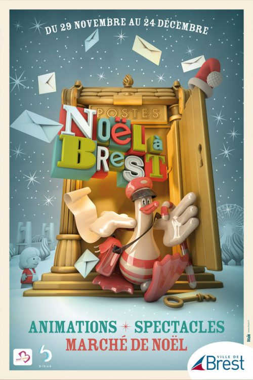 Noël à Brest