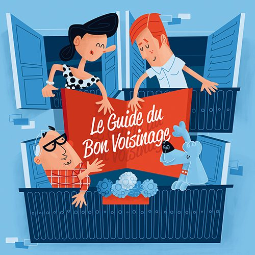 Le Guide du voisinage